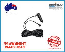 Thinkware 12VCC Power Charging Cable Charges all Thinkware D