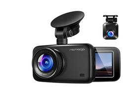APEMAN 1440P&1080P Dual Dash Cam FHD Front and Rear Camera f