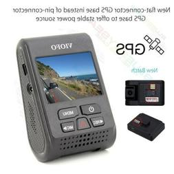 "VIOFO 2"" A119 Capacitor NT96660 Dash Camera HD 2K 1440P DVR"