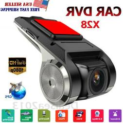 Anytek X28 FHD 1080P 150° Dash Cam Car DVR Camera Recorder