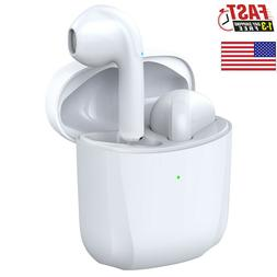 Bluetooth Earbuds for iphone Samsung Android Wireless Earpho