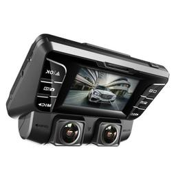 c2 dash cam front and rear fhd