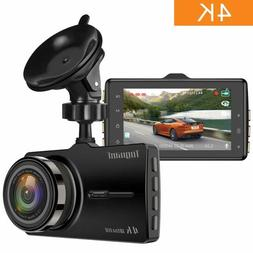 "TOGUARD Dash Cam Camera 4K HD Car Dash Camera 3"" LCD Camera"