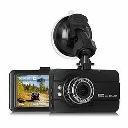Dash Cam for Cars, Coredy 1080P Full HD 170 Degree Wide Angl