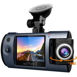 Dash Cam Trekpow by ABOX HD 1080P Car DVR Dashboard Camera w