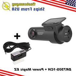 BlackVue DR750S-1CH Full HD Cloud Wi-Fi GPS 16GB Dashcam + P