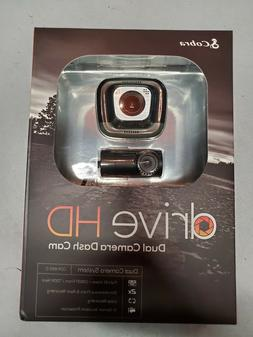 Cobra Electronics Drive HD Dual Camera Dash Cam CDR 895 D FR