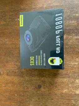 Campark Dual Dash Cam 3 Inches FHD Front and Rear Camera for