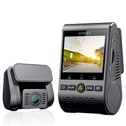 VIOFO Dual Dash Cam A129 Duo Full HD 1080P Front and Rear Ca