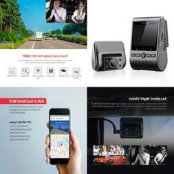 Duo IR Dual Dash Cam Taxi Front and Interior Camera Infrared