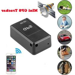 GF07 Magnetic GSM Mini SPY GPS Tracker Real Time Tracking Lo