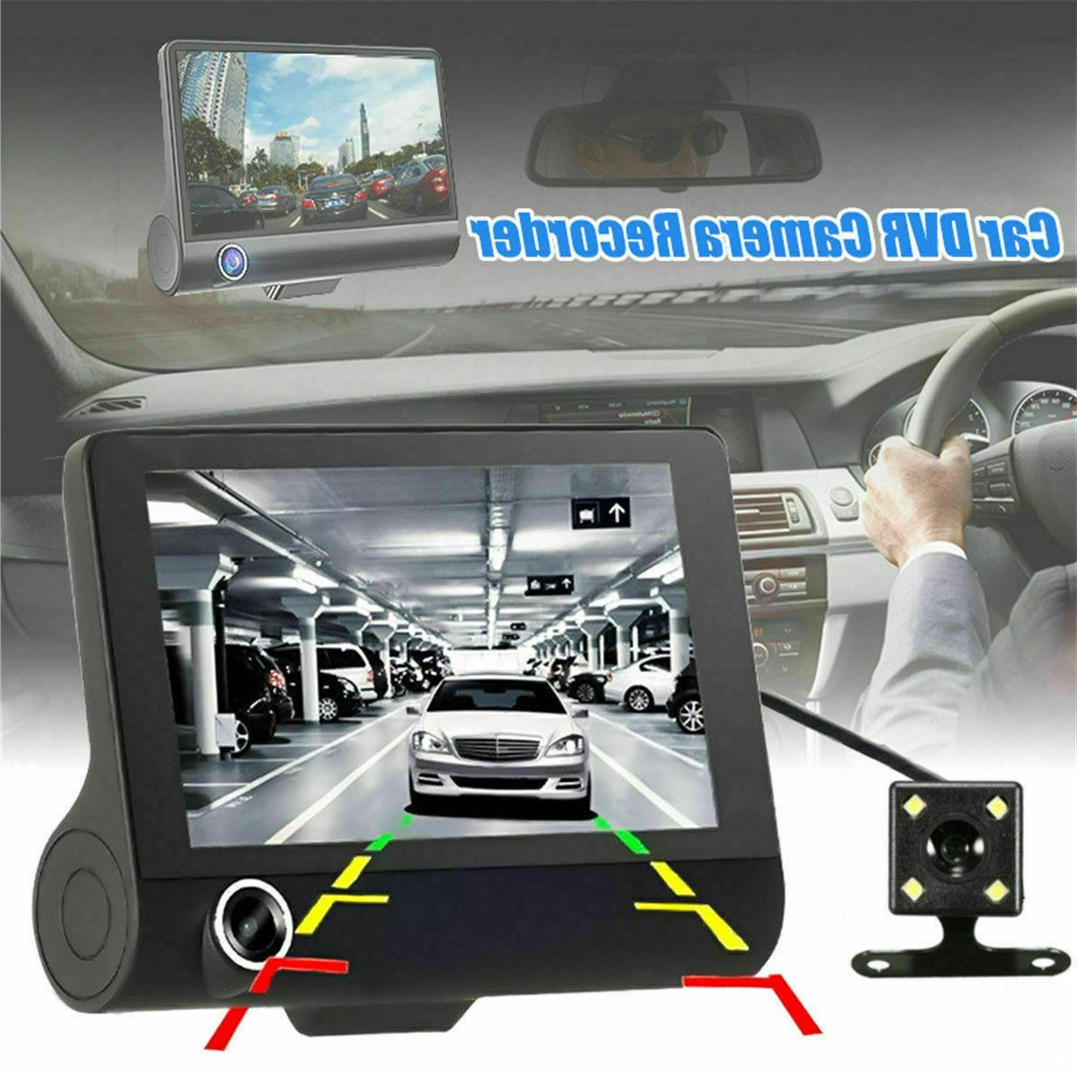 1080P Lens Dash Cam Front and Recorder