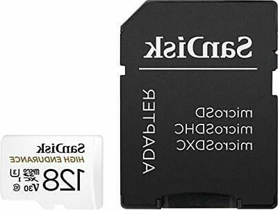 SanDisk High Endurance Video Adapter for cam and