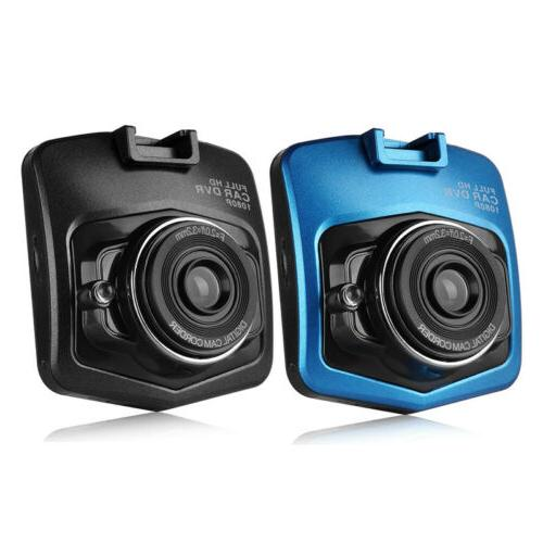 2.4'' 170° HD Car Camera Video Camcorder Night Vision With