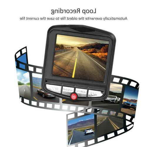 2.4'' Dash Cam HD Video Night With