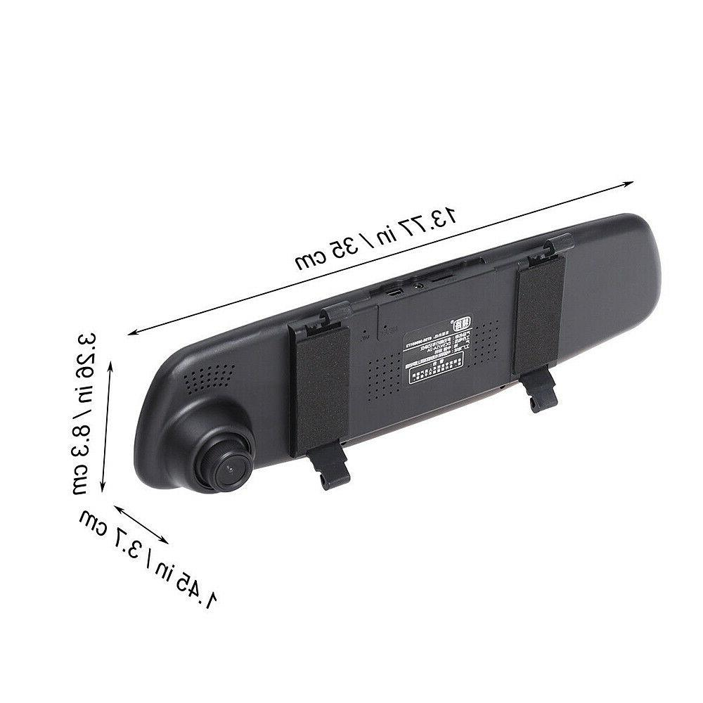 4.3'' Cam Recorder with Car Rear View Camera