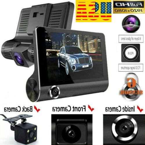 Lens Cam and Rear Recorder Camera