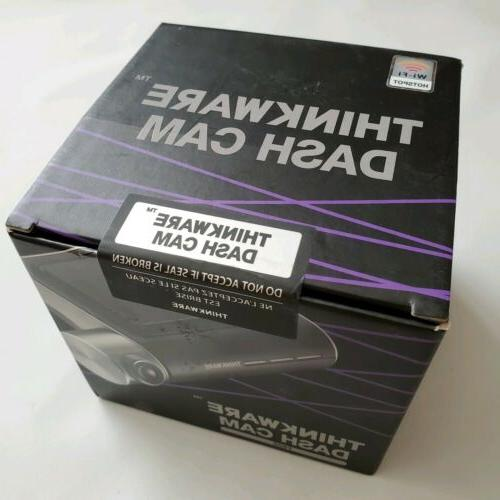 THINKWARE - F800 Dash Cam - Gray Brand New In Sealed Box
