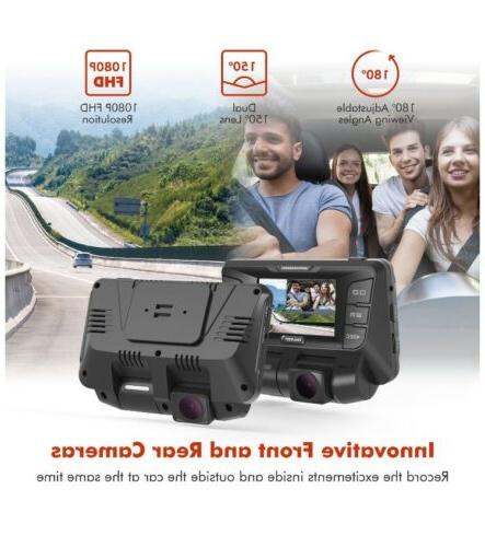 Pruveeo C2 Front 1080P+FHD NEW