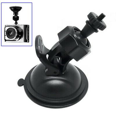 Car Video Recorder Suction Cup Mount Bracket Holder Stand Fo