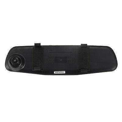 1080P Dual Dash Vehicle Front Rear Video Recorder