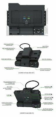 GENERIC  CSS-3600A Qty of 1 per Lot DUAL LENS DASHCAM WITH 6