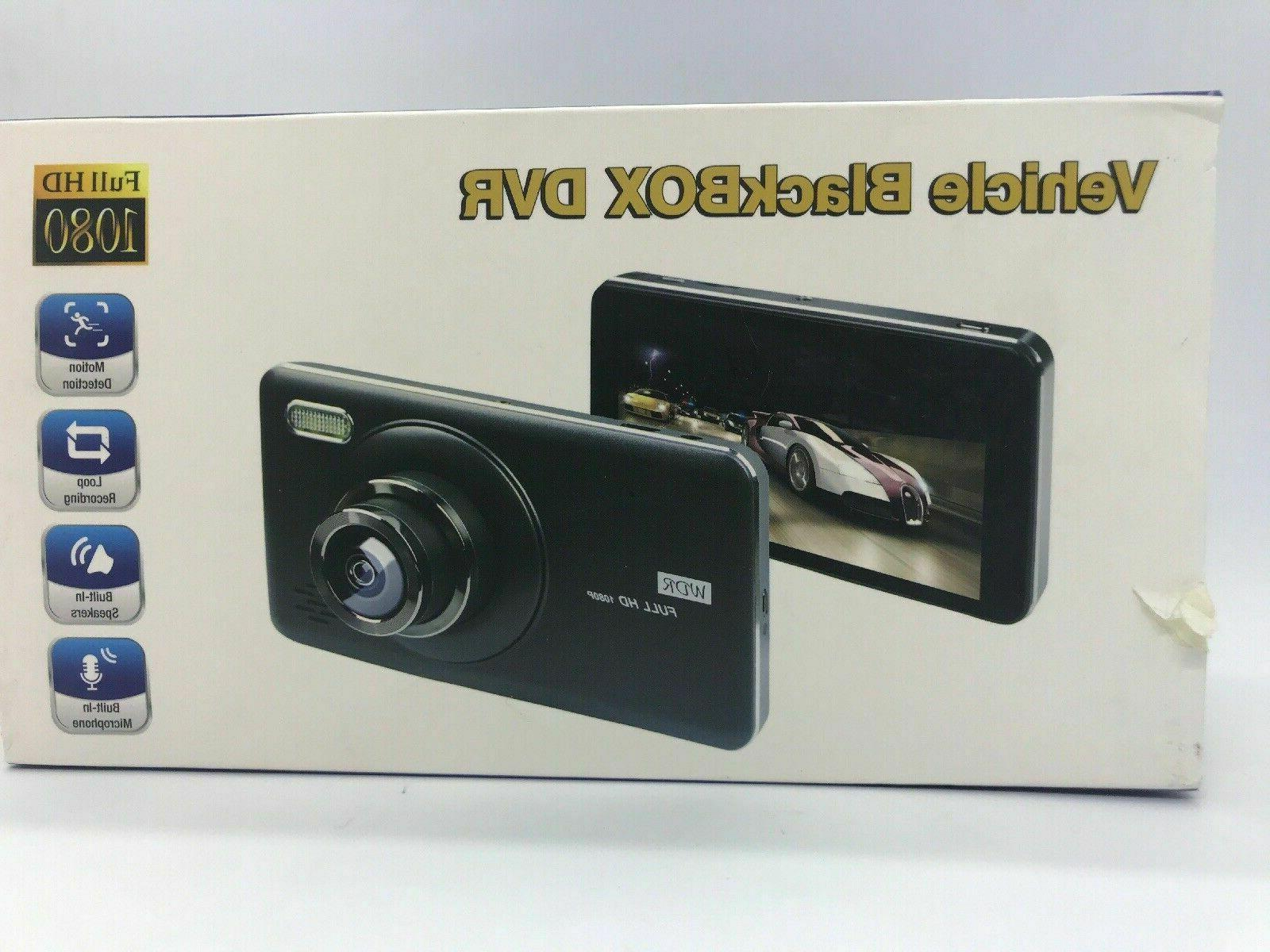dual dash cam front and rear 1080p