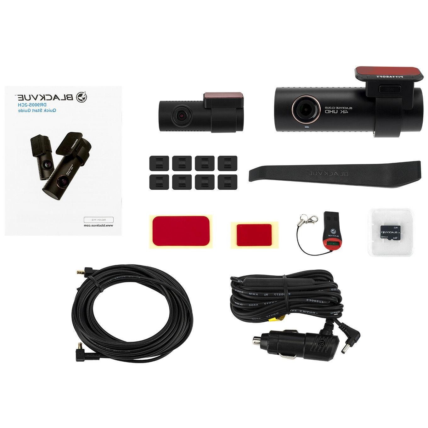 BlackVue Ultra HD Cloud GPS Dashcam