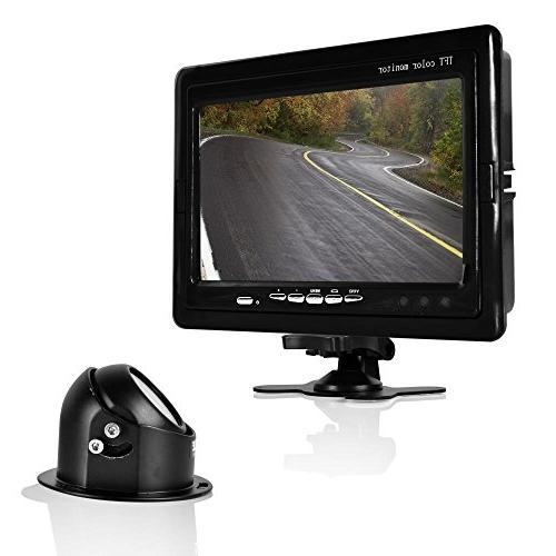 REARVIEW BACKUP CAM VIDEO 7IN