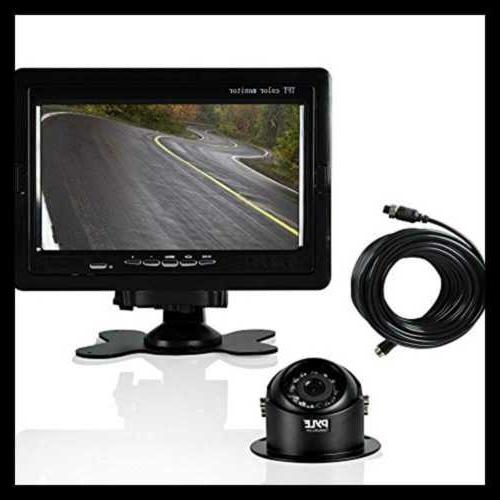 truck car backup camera vehicle mount w