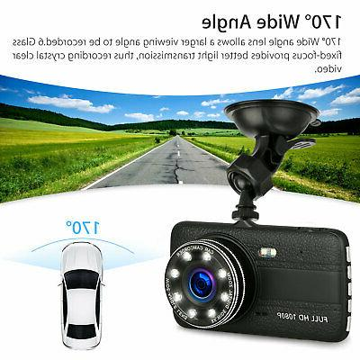 """4"""" Car Recorder Cam Rearview"""