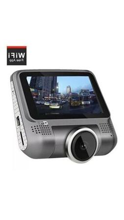 "NEW! KUIZOOU 3.0"" Dash Cam Pro  Wifi 1080p Dashboard Camera"