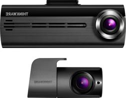 Thinkware  - New F200 Front and Rear HD1080P Camera Dash Cam
