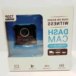 NIB Pilot On-Board Witness 720p Automotive Dash Cam 8GB SD C