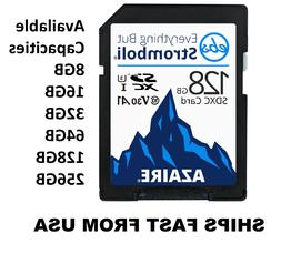sd cards ebs 8gb 16gb 32gb 64gb