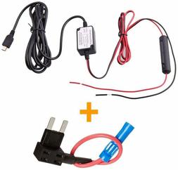 Spytec Hardwire Kits For Dash Cameras With Mini USB & FUSE