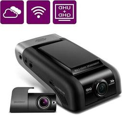 Thinkware U1000 4K Dual Front Rear Dash Camera Bundle UHD Ca