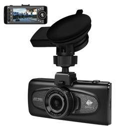 """Uber Dual Dash Cam, Z-Edge F1 2.7"""" LCD Front and Inside Car"""