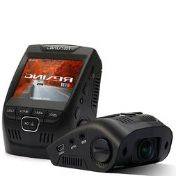 Rexing V1-BASIC Dash Cam FHD 1080p 170° Wide Angle with G-S