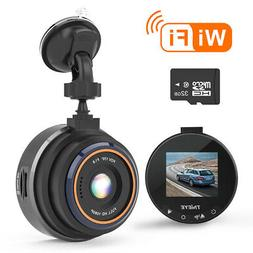 ThiEYE WiFi APP Control 1080P Dash Cam Car DVR Camera Record