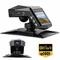 "2"" Display 1080 Car Dash Cam IR Night Vision Dashboard Cam"